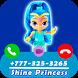 Call From Shine Shimmer Princess by Callvio Studio