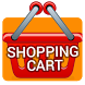 Shopping Cart by WebAppMate