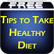 Tips to Take Healthy diet by Danny Preymak