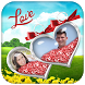Love Photo Frame 2017 by Jix Studio