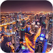 City Night Lights Wallpaper by TinaSoft