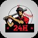 Philadelphia Baseball 24h by Smart Industries