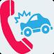 자동차보험 긴급출동 전화기 by 웹투앱
