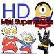 HD Wallpaper Mini Heroes