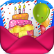 Happy Bday Greeting Cards by Fun Center Apps