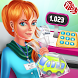Toy Store Cashier Girl - Kids Cash Register by Tenlogix Games
