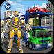 Real Robot Transport Truck by Whiplash Mediaworks