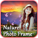 Nature Photo Frame by Androappforyou