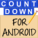 Countdown Game For Android by Bryan Barrett