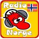 Norsk Radio by ENARLANDISM