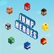 Jump Heroes! by FlaminPixels