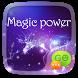 (FREE) GO SMS MAGIC POWER THEME by ZT.art