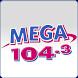 Mega 104.3 by Sierra H Broadcasting