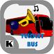 Telolet (Horn) Bus IDBS by Kakung Studio