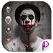 Scary Killer Clown Mask - Face Changer Pro by PicEditor