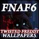 Twisted Freddy Wallpapers by Wallpaper Freddy