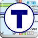 SL Transit Map Stockholm by Designingenjörerna