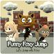 Funny Foxy Jump by PT. Adhikari Inovasi Indonesia