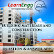 VTU Building Materials & Cons. by learnengg