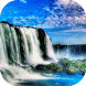 Lovely waterfall live wallpape by Goopolo