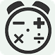 Alarm Clock By Math Solving by supermobileAndroid