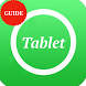 Tablet for Whats App by WHA.TAB