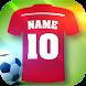 My Football Jersey Maker by Virtual-Proz