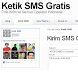 Aplikasi Kirim SMS Gratis by 3GMac SBY Team