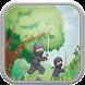 Crazy Ninja Jump Fly Warrior by Paradave