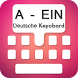 Type In German Keyboard by ERIK ABNER