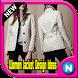 Women Jacket Design Ideas by NursAndi