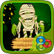 Creepy Mummy GO Launcher Theme by Themes Good 4 You