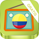 Radios de Colombia by Wikomm Apps