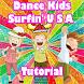 Dance Kids Surfin U S A Tutorial by Arata Eiji Dev