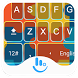 Autism Awareness Keyboard by Sexy Apple