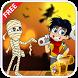 Mr-Geam Lost in Zombies Jungle by WEBDESIGN CONCEPT STUDIO