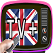 UK - Channel TV and frequency by florbeau