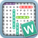 Word search classic puzzle by Games Drill