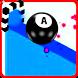 Slip Away Ball : 3D by talltigerplay