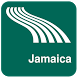 Jamaica Map offline by iniCall.com
