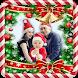 2018 Christmas Photo Frame -Christmas Photo Editor
