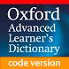 OALD (code version) by Oxford University Press ELT.