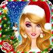 Christmas Salon - Santa Girl by Tenlogix Games