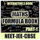 NEET-JEE-MATHS FORMULA BOOK-1 by Learn with Quiz