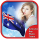Australia Day Photo Editor by Bawbee Apps