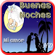 Frases de buenas noches amor by JekApps Inc.