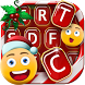 Christmas Emoji Free Keyboard Themes