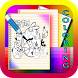 Coloring For Angry birds book's kids by Swaremo