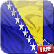 Flag of Bosnia and Herzegovina by Magic Flags