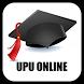 UPU Online by QR CREATIVE STUDIO